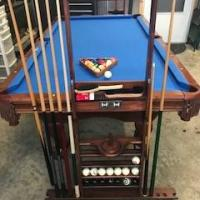 Brunswick Billiards 8 Foot Pool Table