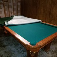 8ft Kasson Slate Pool Table(SOLD)