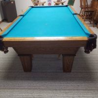 Pool Table Slate 8-Ft Olhausen